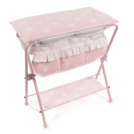 Арт. 62067 Купальный и пеленальный столик 2х1 для куклы