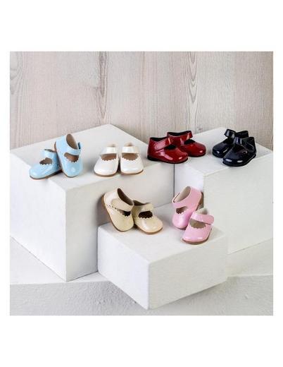 """Туфли """"ASI"""" для кукол 57-60 см"""