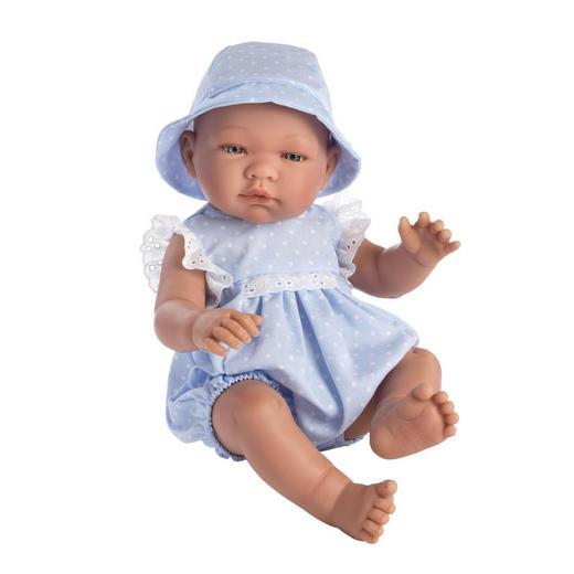 "Кукла-младенец ""ASI"" Пабло, 43 см (арт.364571)"