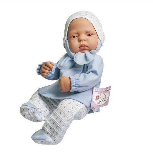 """Кукла-младенец """"ASI"""" Лукас, 42 см (арт.324470)"""