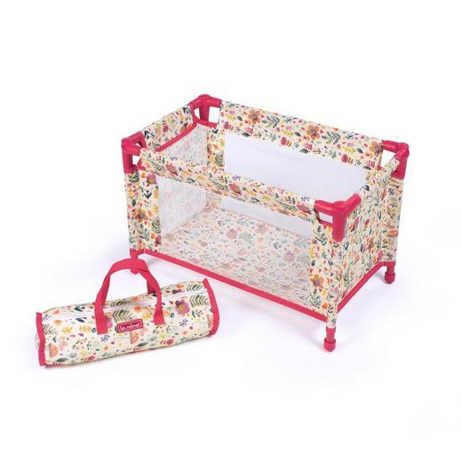 """Кровать-манеж """"La Nina"""" для кукол (арт.462106)"""