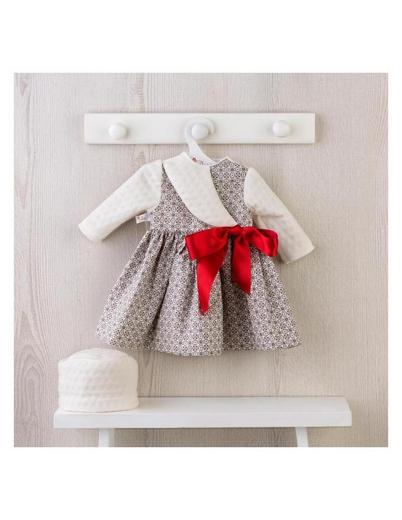 """Дизайнерское платье """"ASI"""" для кукол 57-60 см"""