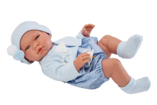 "Кукла-младенец ""ASI"" Пабло, 43 см (арт.364291)"