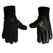 Перчатки МUTKA флис/кожаная ладонь утеплитель Thinsvlate 40gr