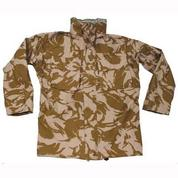 Куртка Британская DPM, триламинат(GORE-TEX), пустынный камуфляж (для мокрой погоды)