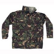 Куртка Британская DPM, триламинат(GORE-TEX), камуфляж (для мокрой погоды)