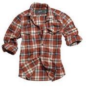 Рубашка WOODCUTTER SHIRT красная