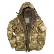 Куртка 3D-ламинат (мембрана) с флисовой подстежкой Mil-tac