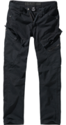 Adven Slim Fit Trousers black