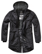 Marsh Lake Parka black