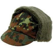 Зимняя шапка  Бундесвер