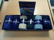 Носки Sultan лечебные подарочный набор