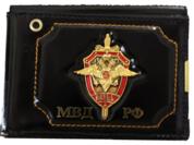 Обложка под удостоверение МВД