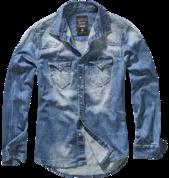Уточнять наличие - Riley Denim Shirt джинсовая рубашка от компании Брандит