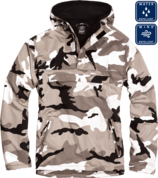 Утепленная куртка-виндстоппер комбат-анорак (Urban).