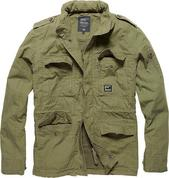 Cranford jacket olive sage