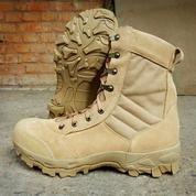 Тактические ботинки «G.R.O.M. ZIP» Desert