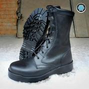 Soldat Winter на нат.меху - новая модель зимних берцев