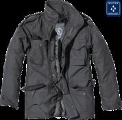Куртка M-65 с подстежкой(черная), легендарная   куртка США