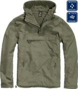 Утепленная куртка-виндстоппер Комбат анорак (цвет oliv)