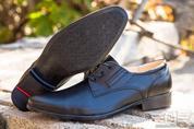 Туфли офицерские на шнурках