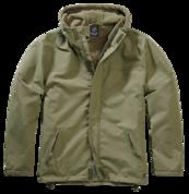 Куртка виндстоппер Windbreaker Frontzip olive