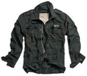Куртка Heritage Vintage schwarz от немецкого производителя Surplus