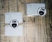 Угольный фильтр FSK тип KN 95 - 2 шт.
