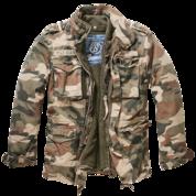Уточнять наличие - Куртка M-65 giant light woodland
