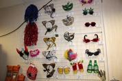 Очки и маски карнавальные