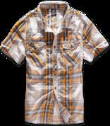 Рубашка с коротким рукавом Roadstar Shirt 1/2 Arm (sand-yellow)
