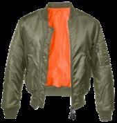 Куртка MA1 олива - Уточнять наличие