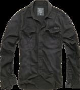 Hardee Denim schwarz - 100% хлопковая рубашка.