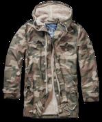 Уточнять наличие - Куртка зимняя BW parka Light Woodland