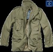 Куртка M-65 с подстежкой (олива) классическая