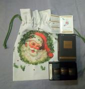 Носки+мешочек - мини-набор подарочный мужской