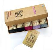 Носки жен. лечебные шерстяные подарочный набор