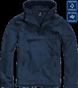 Утеплённая куртка-виндстоппер Комбат анорак (navy)