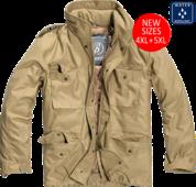 Уточнять наличие - Куртка M-65 с подстежкой (Camel)