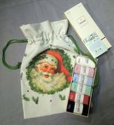 Носки+мешочек - набор подарочный женский