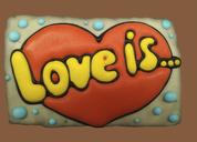Пряник LOVE is