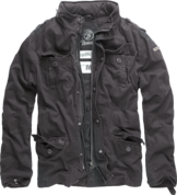 Britannia Jacket (куртка Британия). Цвет Black