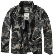 Britannia Jacket (куртка Британия). Цвет Dark camo