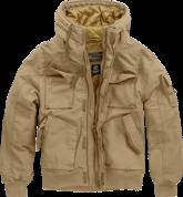 Уточнять наличие - Куртка Bronx цвет Camel
