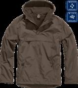 Утепленная куртка-виндстоппер Комбат анорак (цвет коричневый)