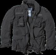 Уточнять наличие - Куртка M-65 giant чёрная