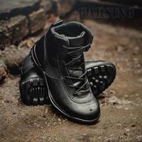 Ботинки ARAVI (Арави), черные
