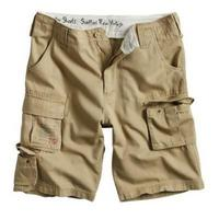 TROOPER SHORTS BEIGE шорты от SURPLUS