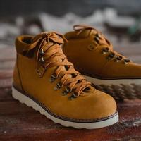 Garsing City (Гарсинг сити) 2112 - новая городская модель желтых ботинок!
