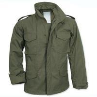 Куртка M-65 с подстежкой (олива)   - легендарная куртка США